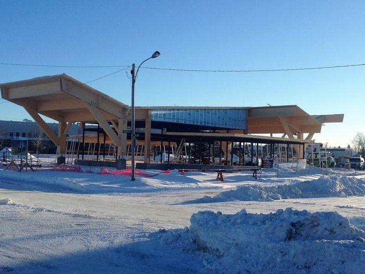 Marché public, Val-d'Or, Abitibi-Témiscamingue