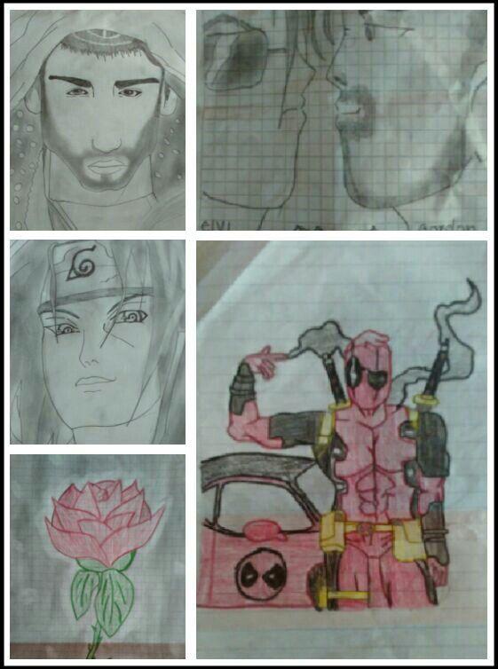 Más de mis dibujos