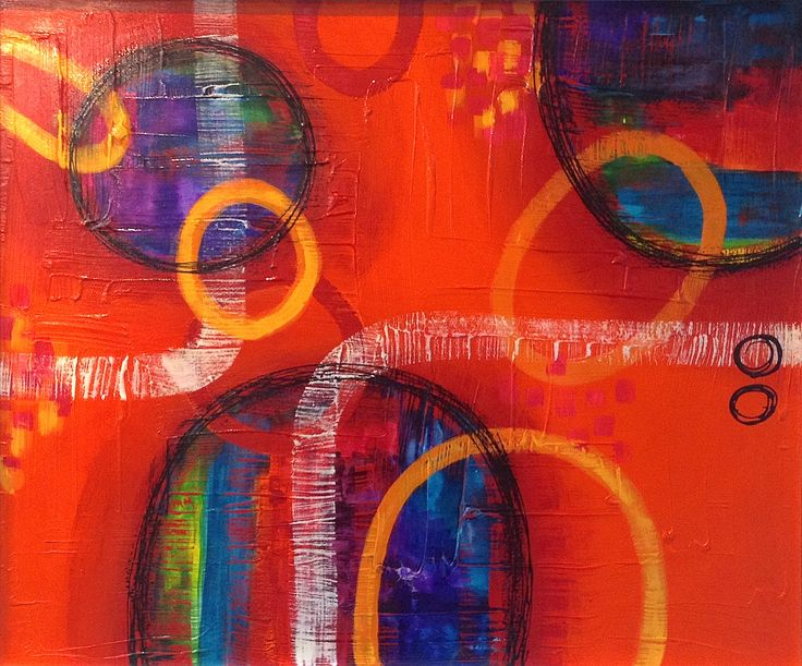 Uluru Spring by Mel Sebastian Framed Mixed Media on Board 100cm x 120cm www.art101.com.au  #abstractart #brisbane #jamesst #art #jamesstbne  #abstract