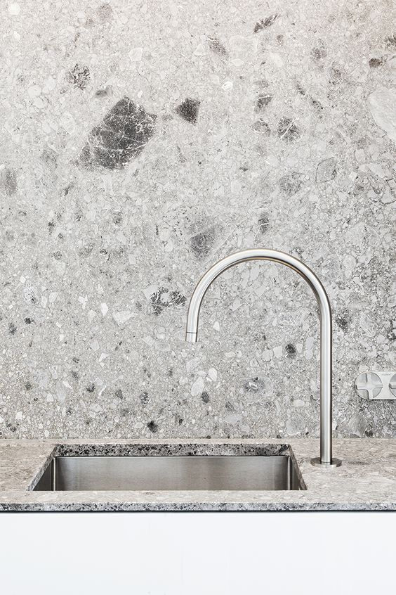 Kitchen detail by Obumex - Ceppo di Gre natural stone: