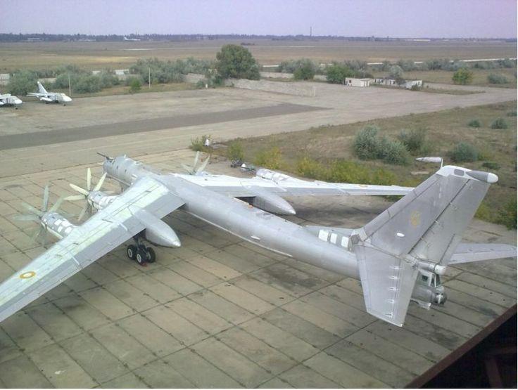 TU 95 MS