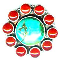 Buy Silver Jewellery Online at Low Prices in India - www.SMGL.org only at 6.99 us$ GemstoneRing1530