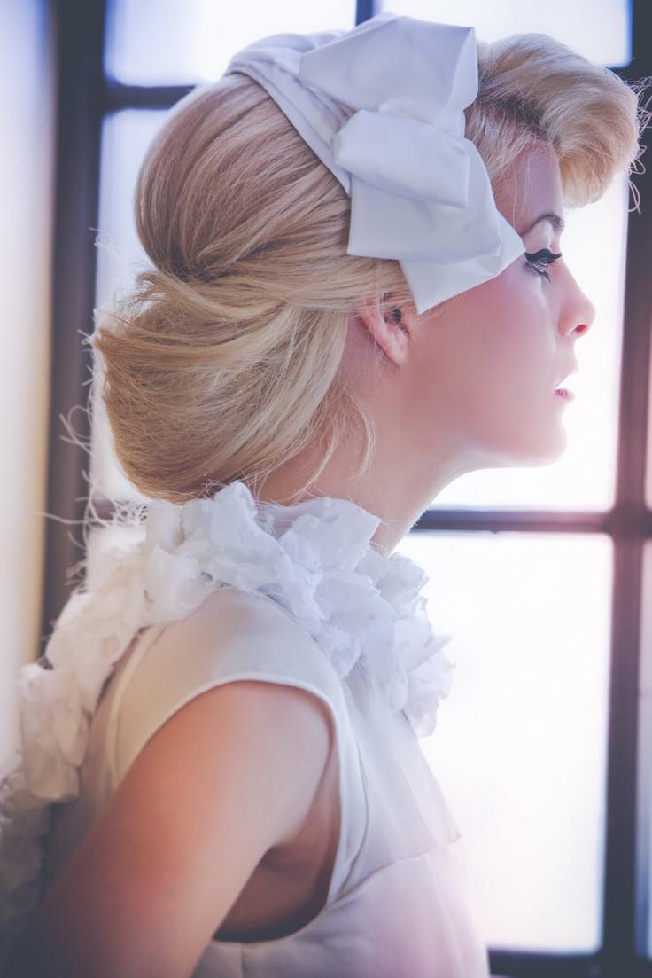 Hair & Makeup by Bridal Beauty ChicagoBows Headbands, Hair Colors, Bows Th, Hair Beauty, Bows Headpieces, Wedding Hairs, Hair Makeup, Hair And Makeup, Beautiful Chicago