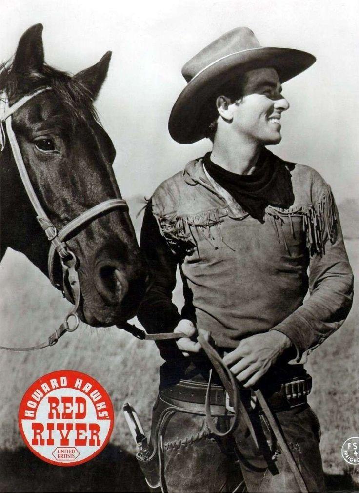 Red River 1948 | Re: La Rivière Rouge - Red River - 1948 - Howard Hawks