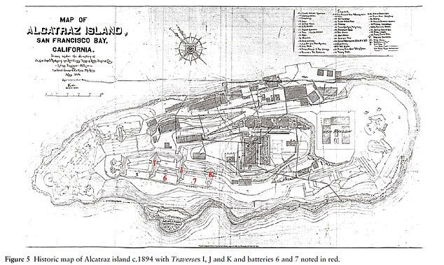 Archaeologist Confirms Tunnels Under Alcatraz Date Back To Civil