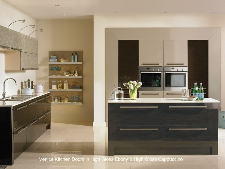 Venice - Replacement Kitchen Cupboard Door - Custom Made