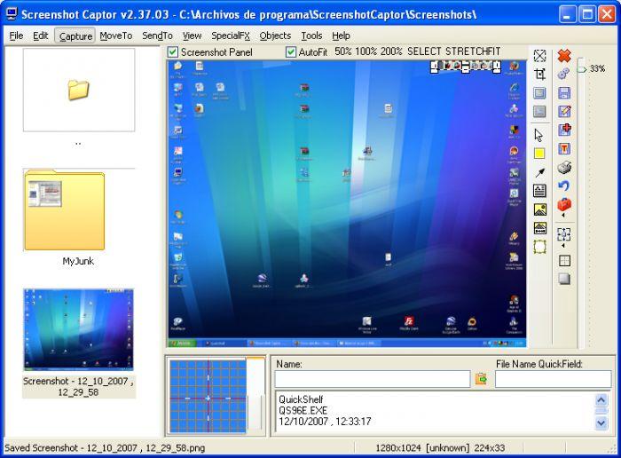 Screenshot Captor Offline Installer Free