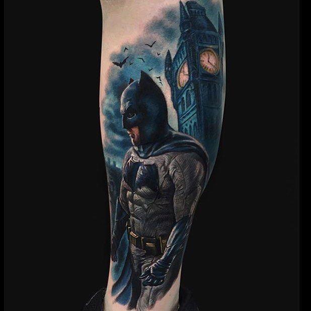 Best 25 batman symbol tattoos ideas on pinterest for Female batman tattoos