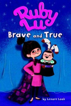 """Ruby Lu makes her debut in this funny and charming chapter book. The 8 yr old loves her family, particularly her baby brother, Oscar; wearing reflective tape; and performing in her own backyard magic show. Plot development is episodic but steady as Ruby musters up her courage to attend Chinese school; she confronts mean Christina from California; and decides to drive herself to school. Ruby's Fantastic Glossary and Pronunciation Guide"""" explains unfamiliar terms related to Chinese culture…"""