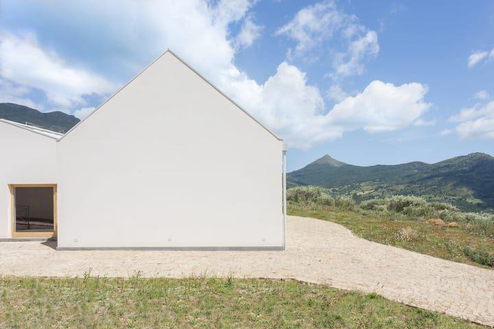 Centro didattico nel Parco Astronomico delle Madonie