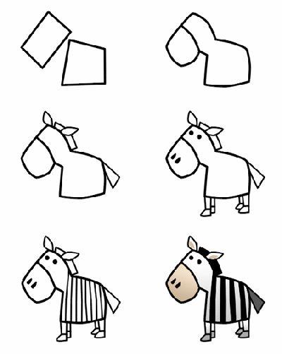 (2011-10) ... a zebra #1