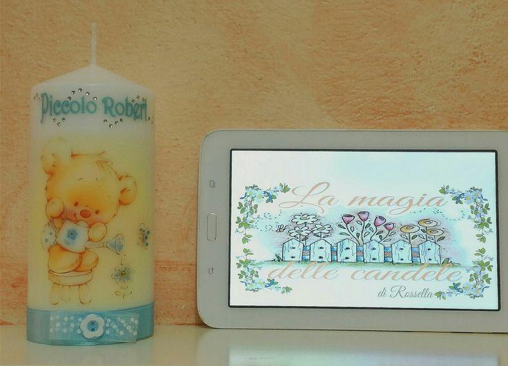 candele personalizzate https://www.facebook.com/magia.candele/