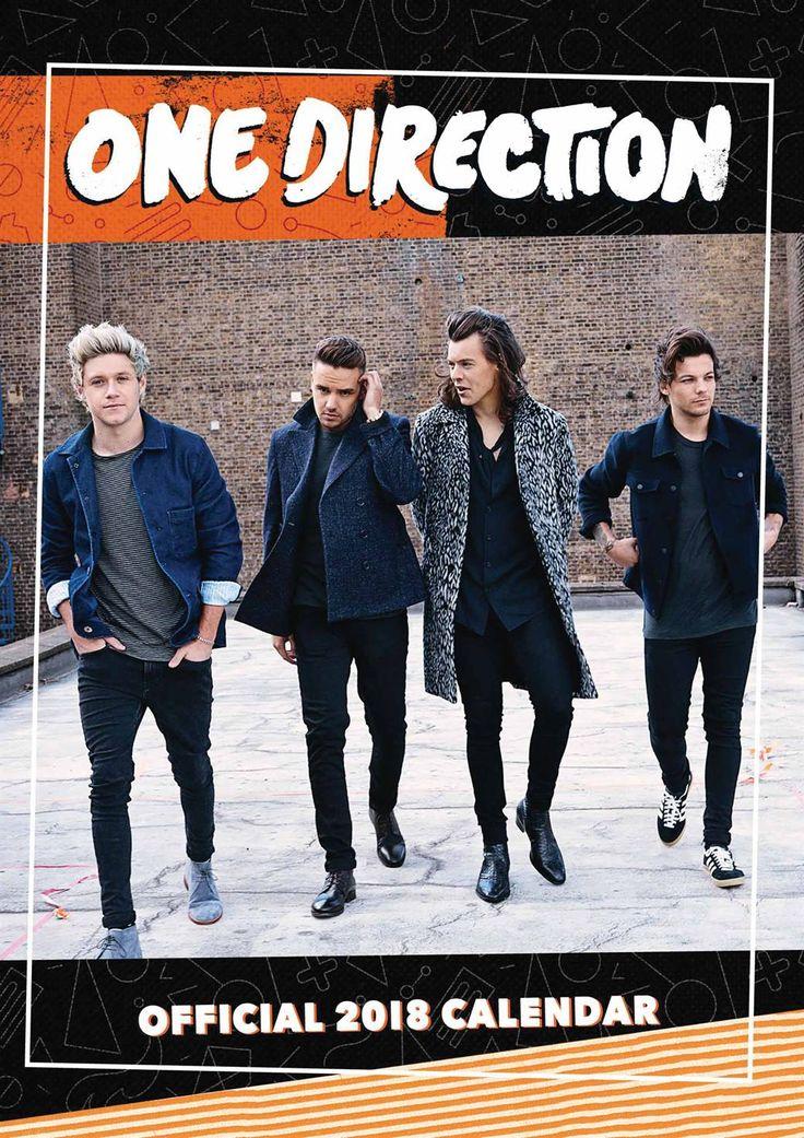 One Direction: Calendario 2018