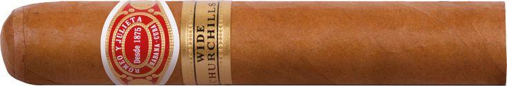 Romeo y Julieta Wide Churchill 01013 bei Cigarworld.de dem Online-Shop mit Europas größter Auswahl an Zigarren kaufen. 3% Kistenrabatt, viele Zahlungsmöglichkeiten, Expressversand, Personal Humidor uvm.