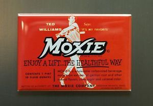 Boston Red Sox slugger Ted Williams lable,endorsed it on radio and in print in the early sixties.
