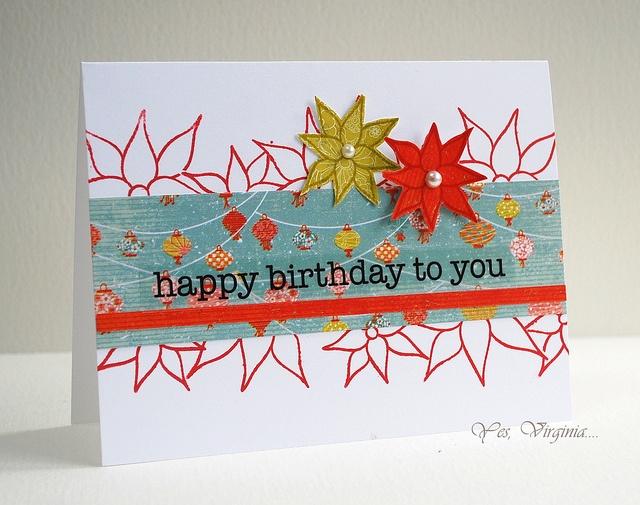 happy birthday to you by Virginia L., via Flickr