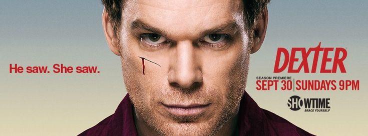 Dexter - E voltam os seriados! | Color Addicts!
