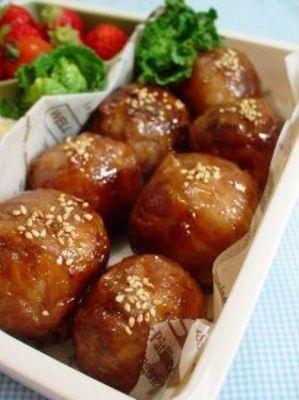 お弁当にも簡単肉巻きおにぎり | nanapi [ナナピ]