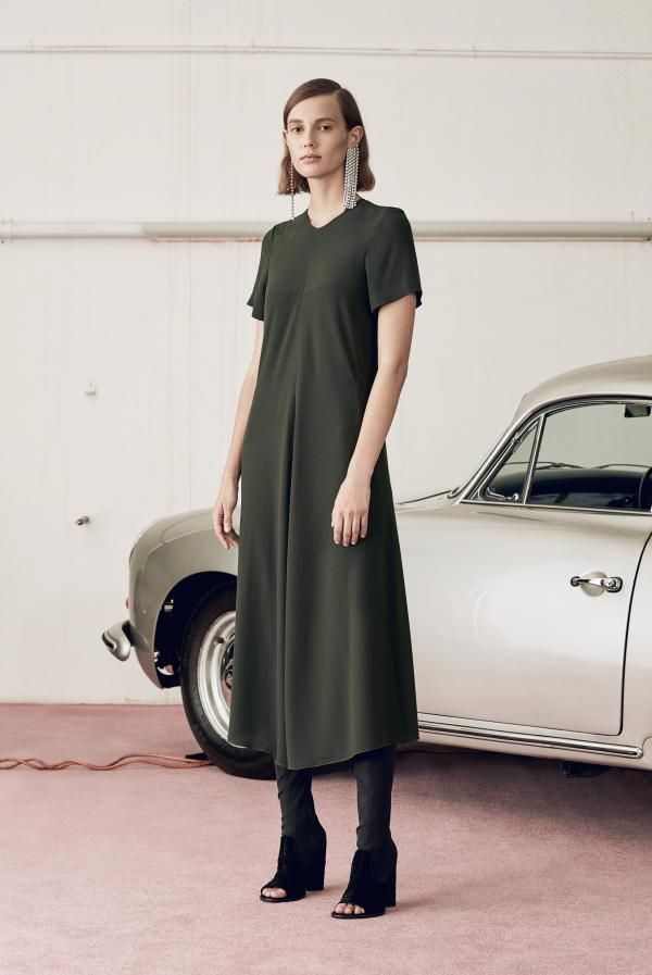 The Daria Dress by CAMILLA AND MARC from their Autumn/Winter 2017 Collection.