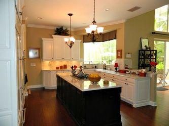 Elegant Sheldon Kitchen   Stevens Kitchens Another View, Wonder Where Iu0027d Put The  Microwave? Love Gathering Ideas. | Kitchen Ideas | Pinterest | Ideas, ...