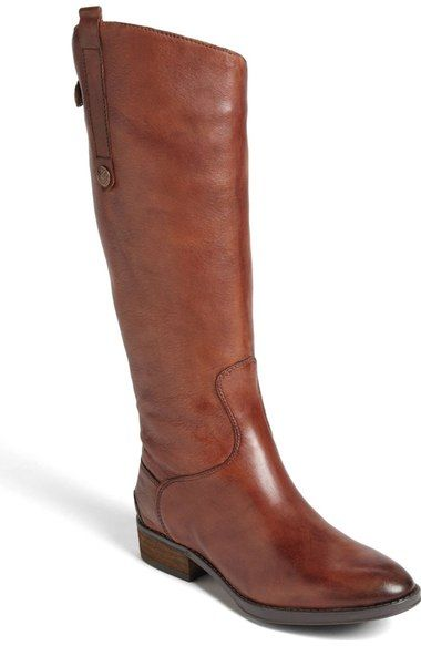 Sam Edelman 'Penny' Boot in Whiskey, Size 8