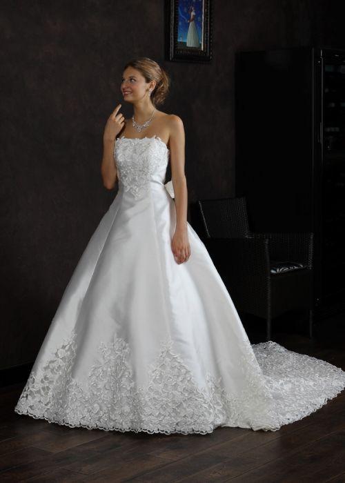 ヴィヴィアン | ウエディングドレスの格安オーダー販売 | ☆天使の工房アトリエアンatelier ange