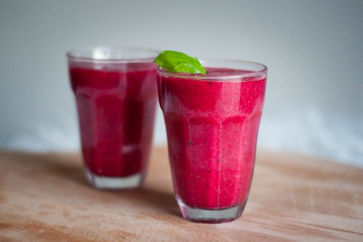 Super gezond & verrassend lekker: rode bieten smoothie - Culy.nl