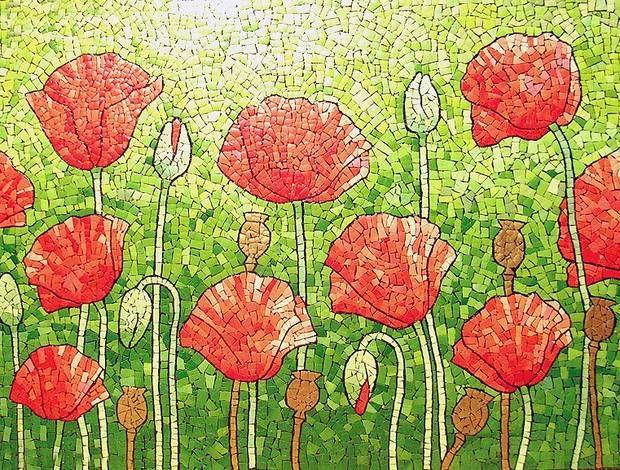25 unique eggshell mosaic ideas on pinterest eggshell for Egg mosaic design