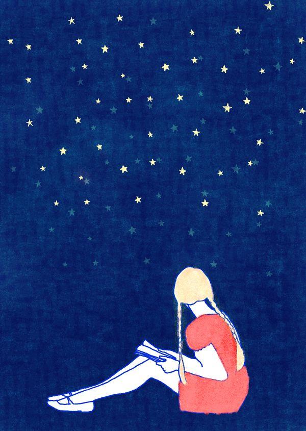 Kelly watch the stars