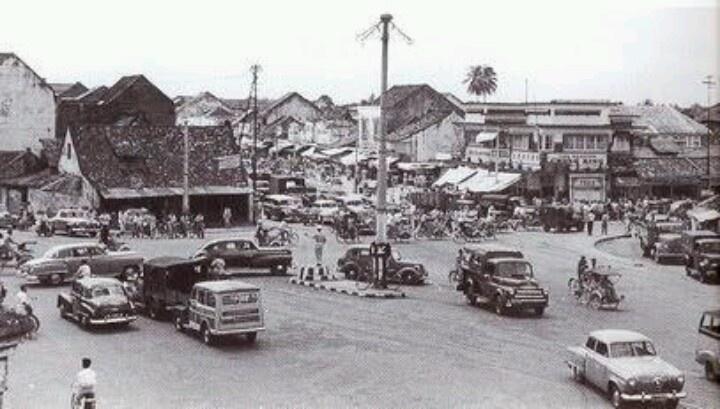Pasar Senen 1955