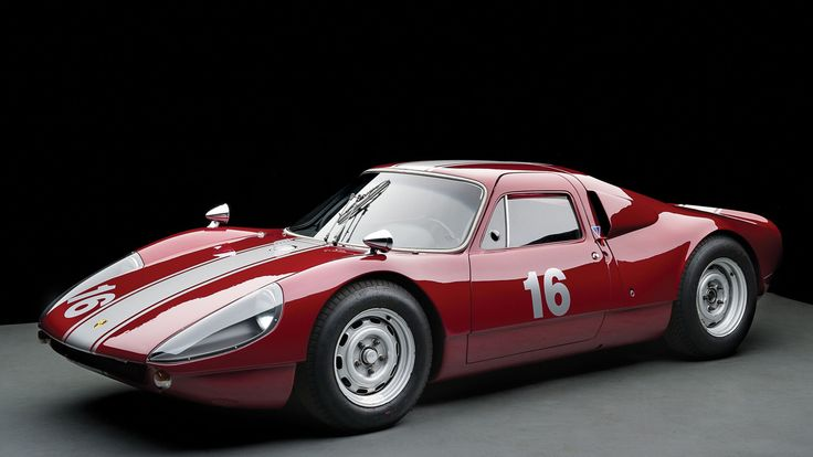 The Cars of Lord Laidlaw: 1965 Porsche 904/6 Carrera GTS