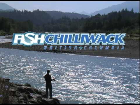 Check this fishing video out! Look's like fun doesn't it?! #sturgeon fishing, #flyfishing, #Chilliwack