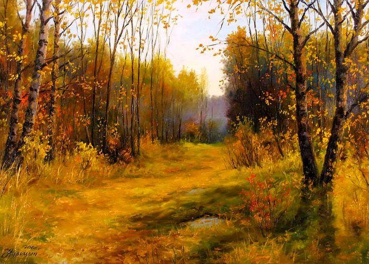 levkonoe: С.Курицын. Осеннею порой