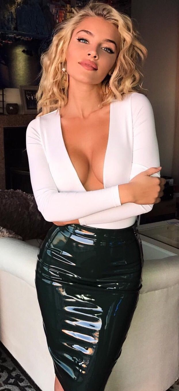 Abby Dowse In 2019 Fashion Pencil Skirt Black Winter Outfits