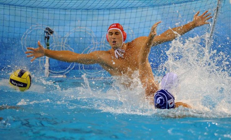 How Mindfulness Propelled USA Olympic Water Polo Player Merrill Moses To The Olympics