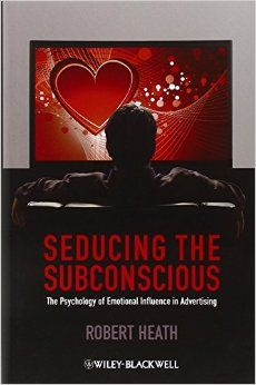 Seducing the Subconscious explores the complexities of our relationship to advertising. Robert Heath uses approaches from experimental psychology and cognitive neuroscience to outline his theory of the subconscious influence of advertising in its audience's lives.