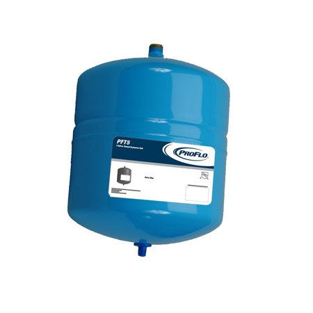 ProFlo PFXT5 2 Gallon Thermal Expansion Tank Accessory Thermal Tanks
