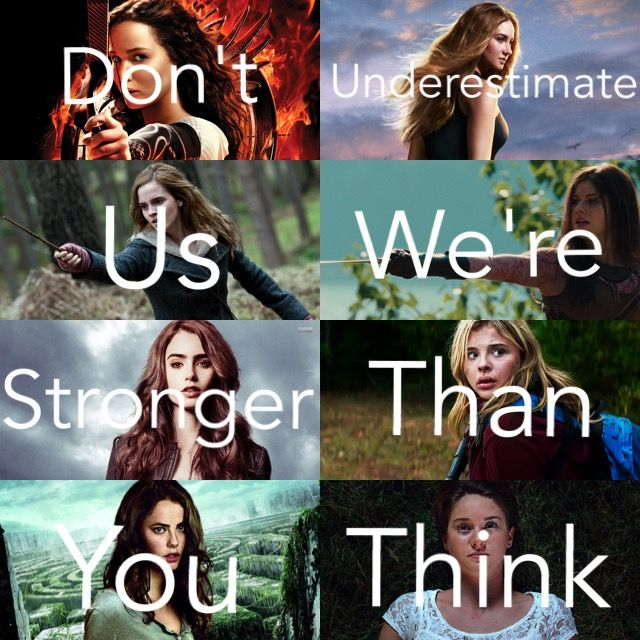 THESE ARE MY PEOPLE. The Hunger Games, Divergent, Harry Potter, Percy Jackson, The Mortal Instruments, The 5th Wave, The Maze Runner, The Fault In Our Stars