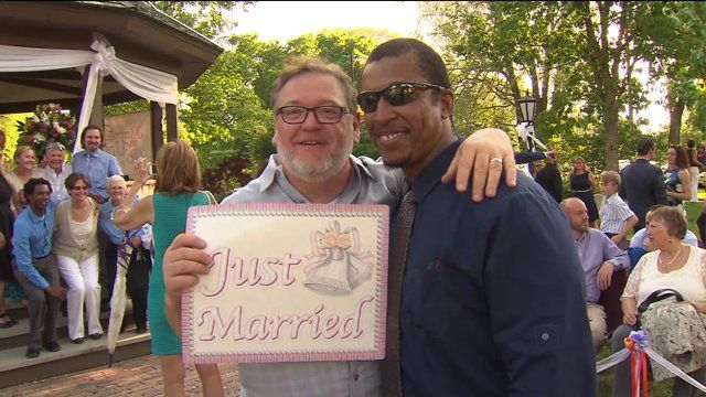 Old Illinois law complicates same-sex marriages for some out-of-state couples. An Illinois representative who sponsored the state's new same-sex marriage law says he will seek to tweak an old statute that appears to void marriages for gay couples from states, including Missouri, where such unions remain illegal.