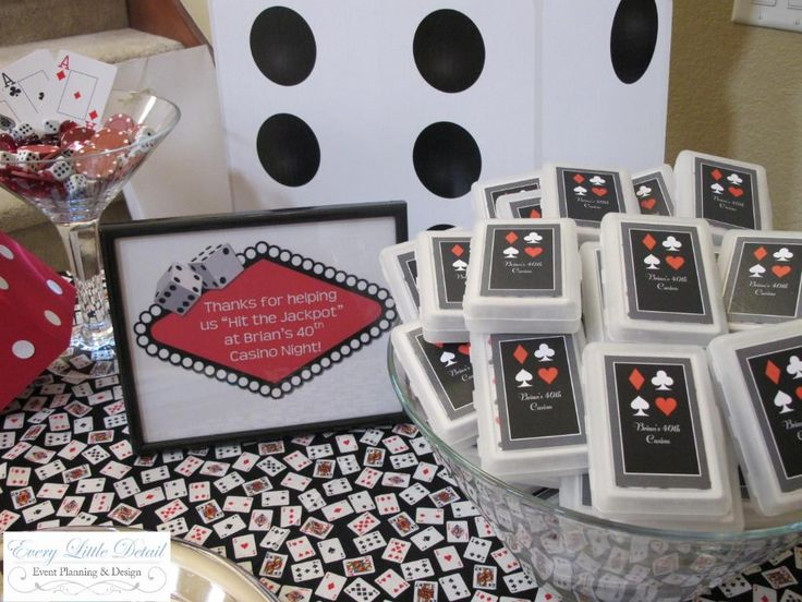 25 best images about birthday on pinterest las vegas for 40th birthday decoration ideas