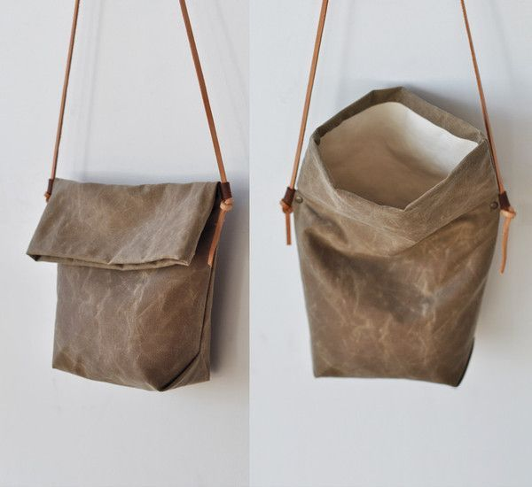 DIY Leather Bag Tutorial – Time To Get Creative – #bag #Creative #DIY #Leather #…