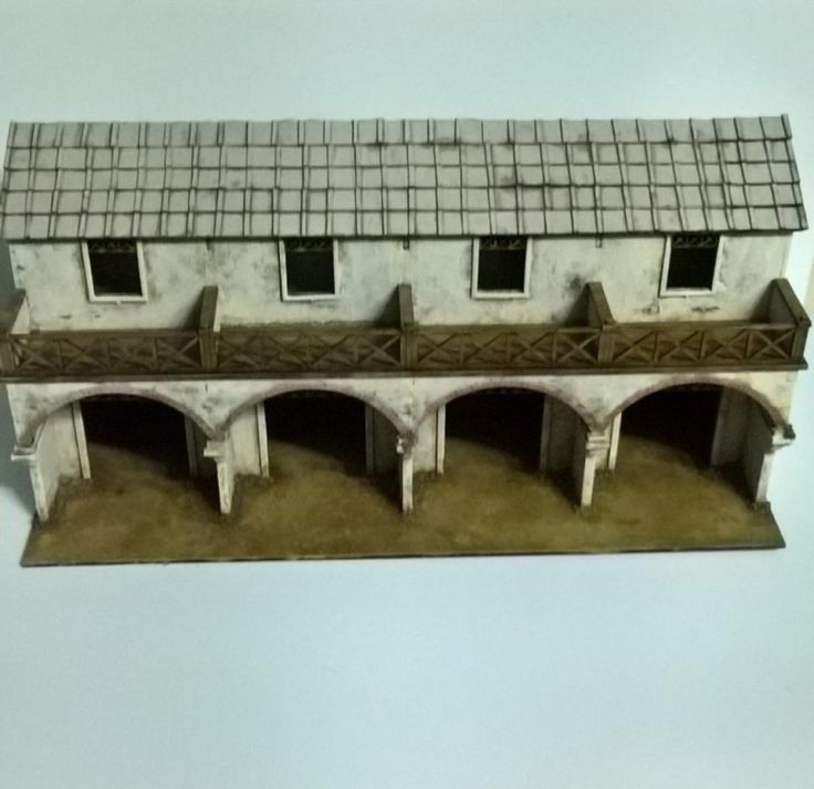 849 Best Wargaming Scenery Images On Pinterest