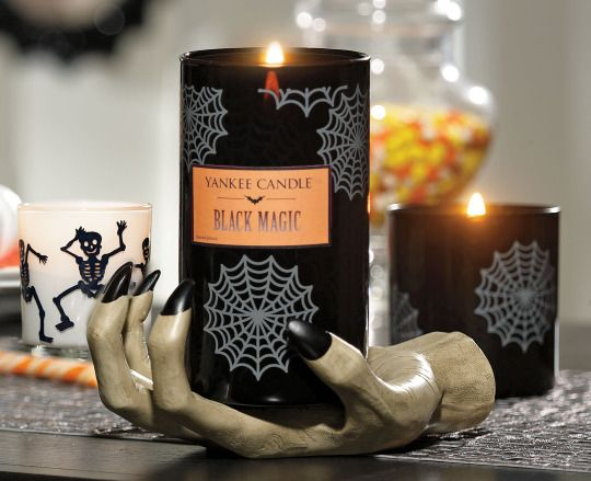 The Yankee Candle Co. — Halloween Begins Saturday!