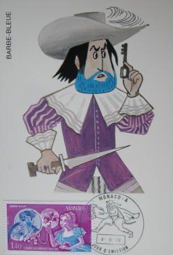 Contes de Perrault, Barbe-bleue