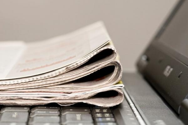 Converting to Electronic Files - Old Newspapers Online [Slideshow]