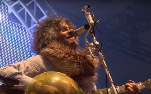 The Flaming Lips announce a free, all ages Sydney show for 2016