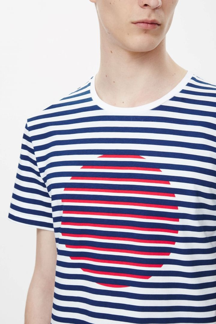 Stripe and stripe circle