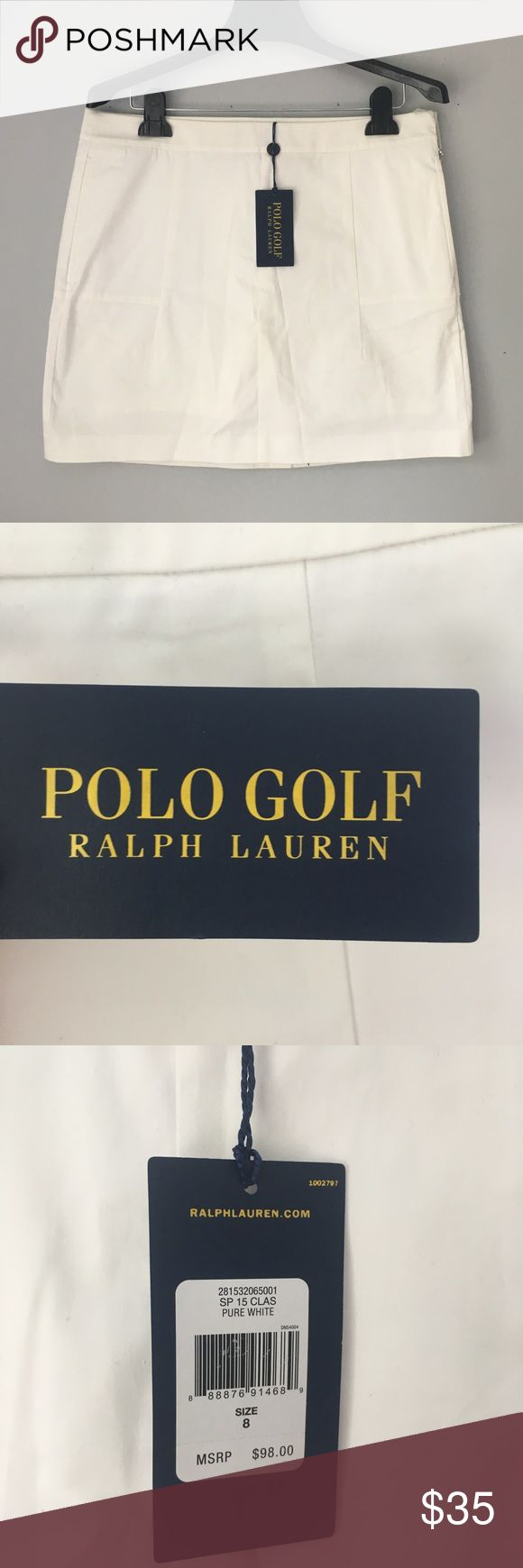 Polo fashion pas cher polo ralph lauren femme france polo de marque - Polo Ralph Lauren Golf Skort Tags Still Attached Brand New Never Worn Tags Still