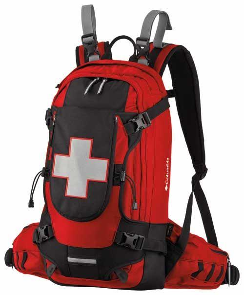 national ski patrol vest - Google Search