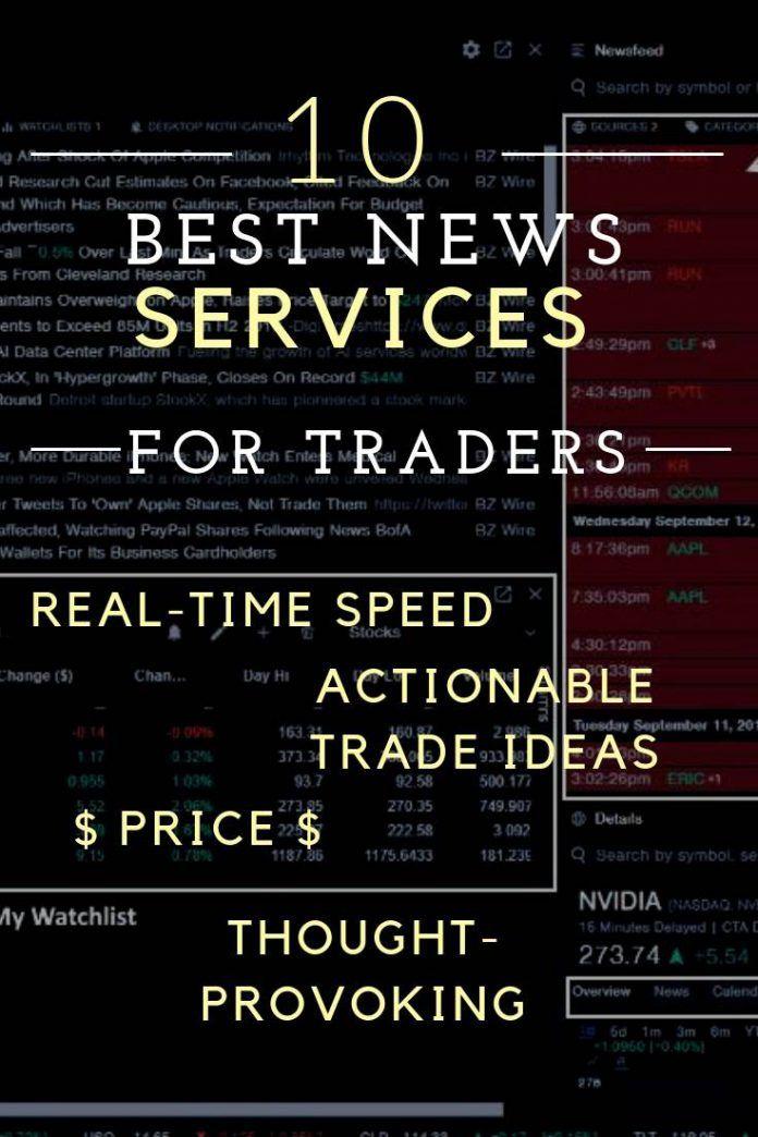 Top 10 Best Financial & Stock Market News Sources | Stock